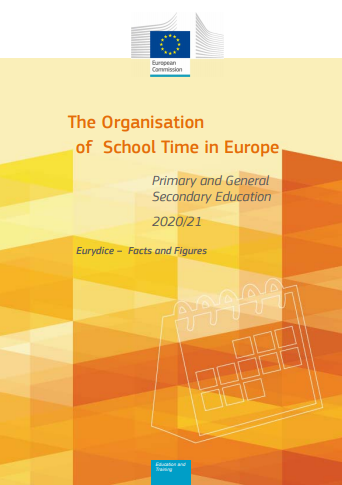 Obrázek publikace The Organisation of School Time in Europe