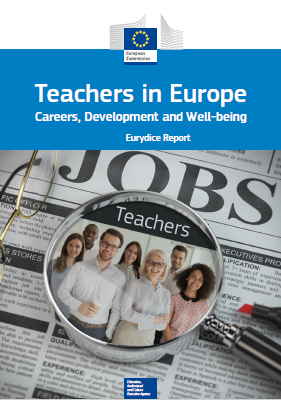 Obrázek studie Teachers in Europe. Careers, Development and Well-Being
