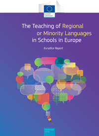 The Teaching of Regional or Minority Languages in Schools in Europe_vignette_EN