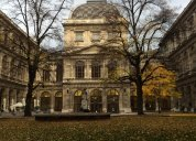 Univerzita ve Vídni.