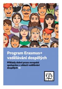 Program Erasmus+ vzdelavani dospelych obalka