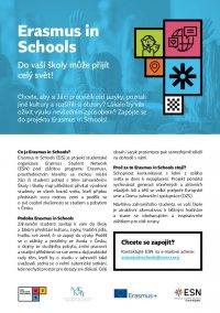 Erasmus in Schools