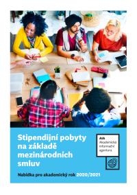 Stipendijní pobyty na základě mezinárodních smluv