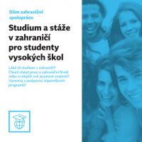 Studium a stáže pro studenty VŠ