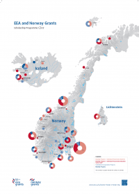 Bilateral Cooperation – MAP, EEA and Norway Grants (preview)