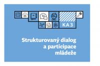 Strukturovaný dialog a participace mládeže (obálka)