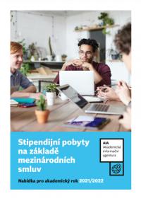 Stipendijní pobyty na základě mezinárodních smluv 2021/22