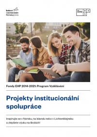 Projekty institucionální spolupráce