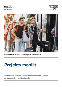 Projekty mobilit