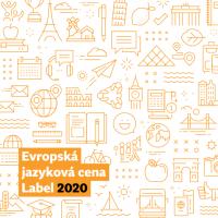 Evropská jazyková cena Label 2020