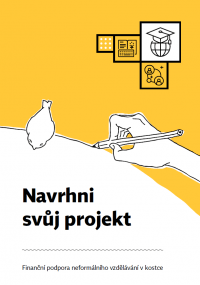 Navrhni svůj projekt: Finanční podpora neformálního vzdělávání v kostce