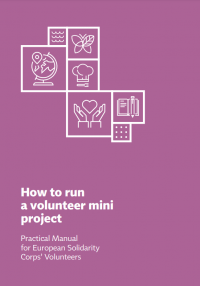 How to run a volunteer mini project