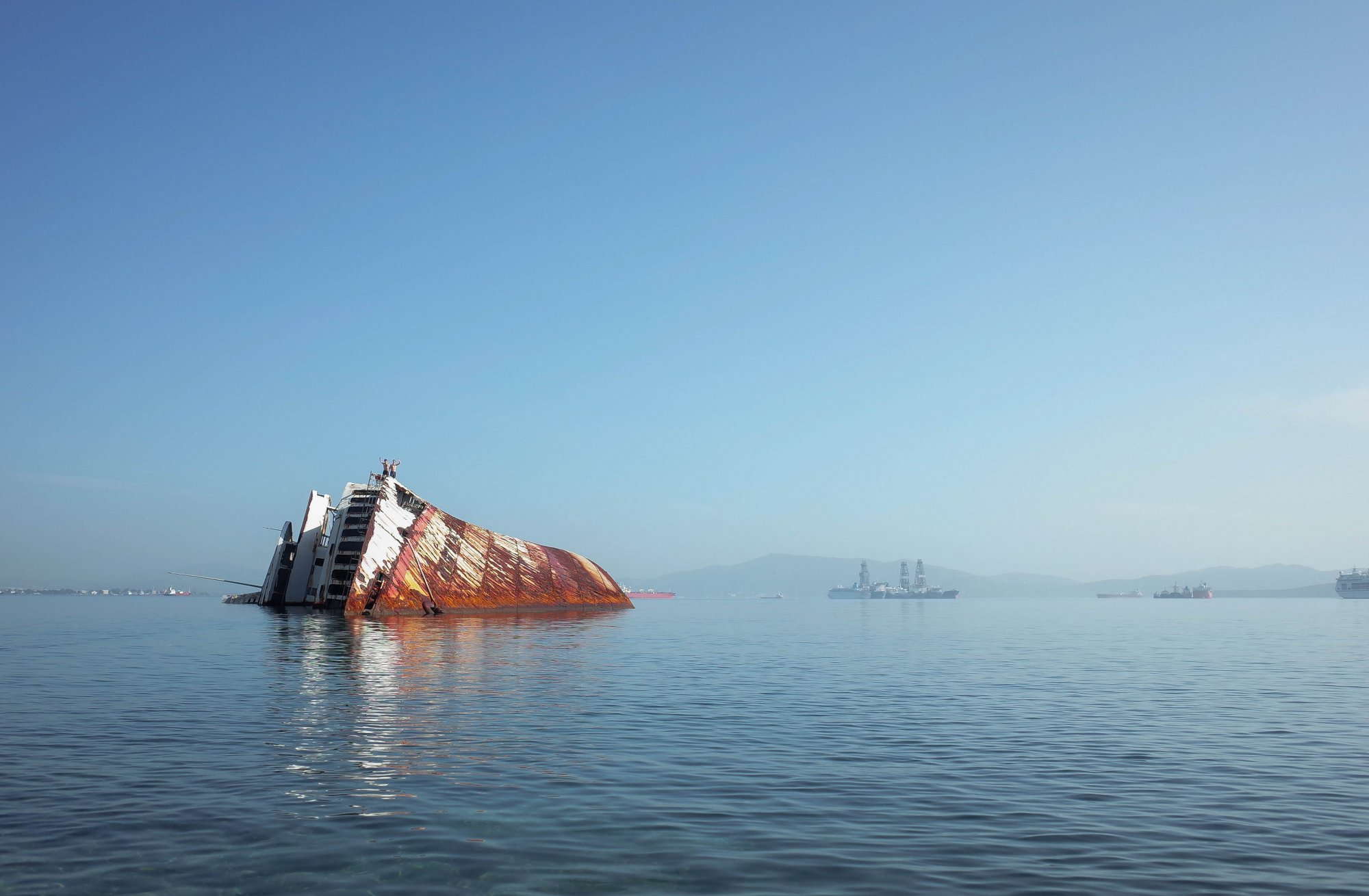 Vrak lodi