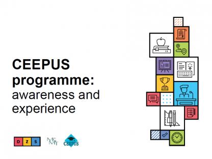 CEEPUS programme: awareness and experience