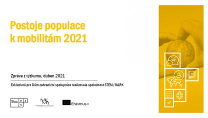 Postoje populace k mobilitám 2021